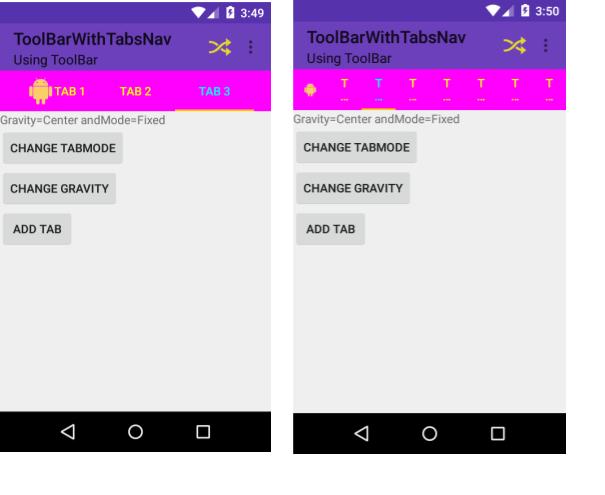 Tutoriel Android : Apprendre à utiliser la Toolbar d'Android